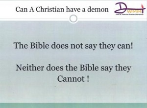 Can a Christian web