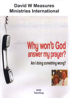 Why prayers are not answered