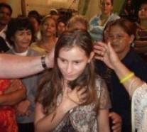 Deaf and Dumb Girl Healed